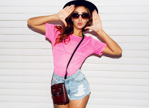 Fashion 'Ironic Pink' And 4 Other Back-To-School Trends