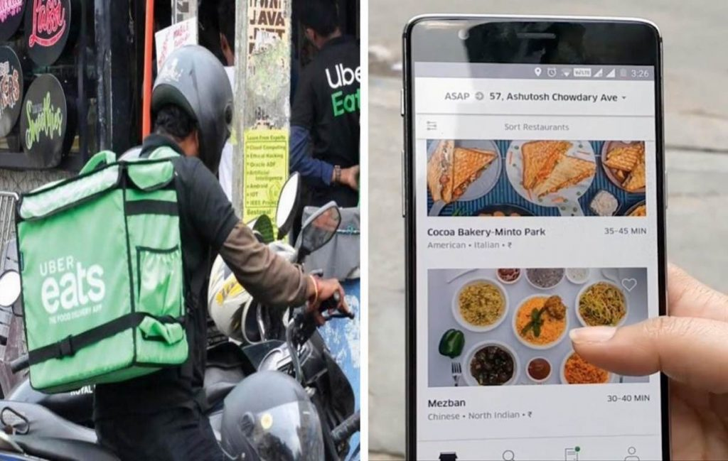 Uber Eats Scam in MATUOG