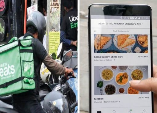 Beware of UberEats delivery boy scam in Kolkata