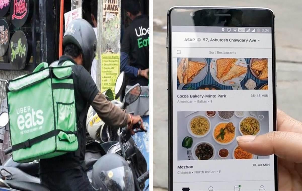 Uber Eats Scam in MATUOG