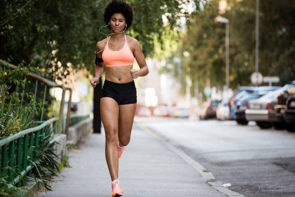 Body transformation after regular running in MATUOG