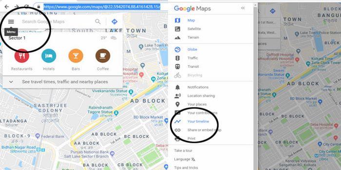 Lost Smart Phone Track in MATUOG