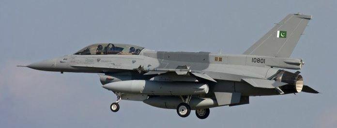 Pakistani use F-16 against INDIA by MATUOG