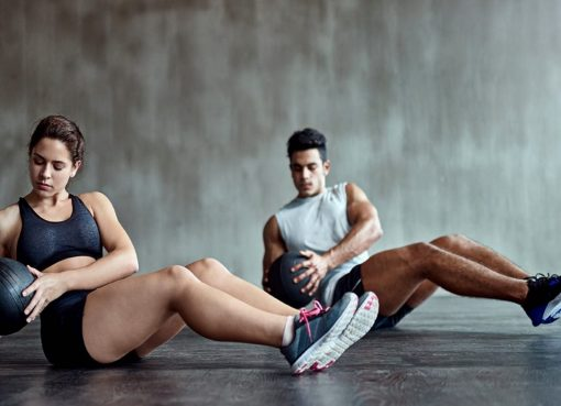 The Workout Plan To Get Ripped Without Breaking A Sweat