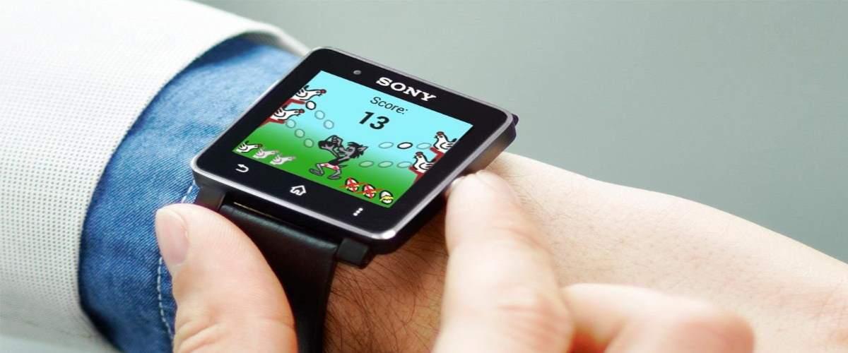 Smartwatch as fashion brands in MATUOG