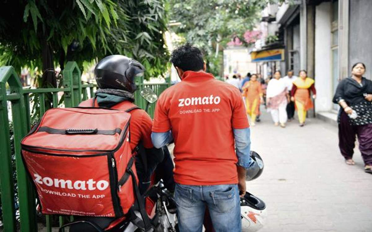 Zomato Deliver Damage Food by MATUOG